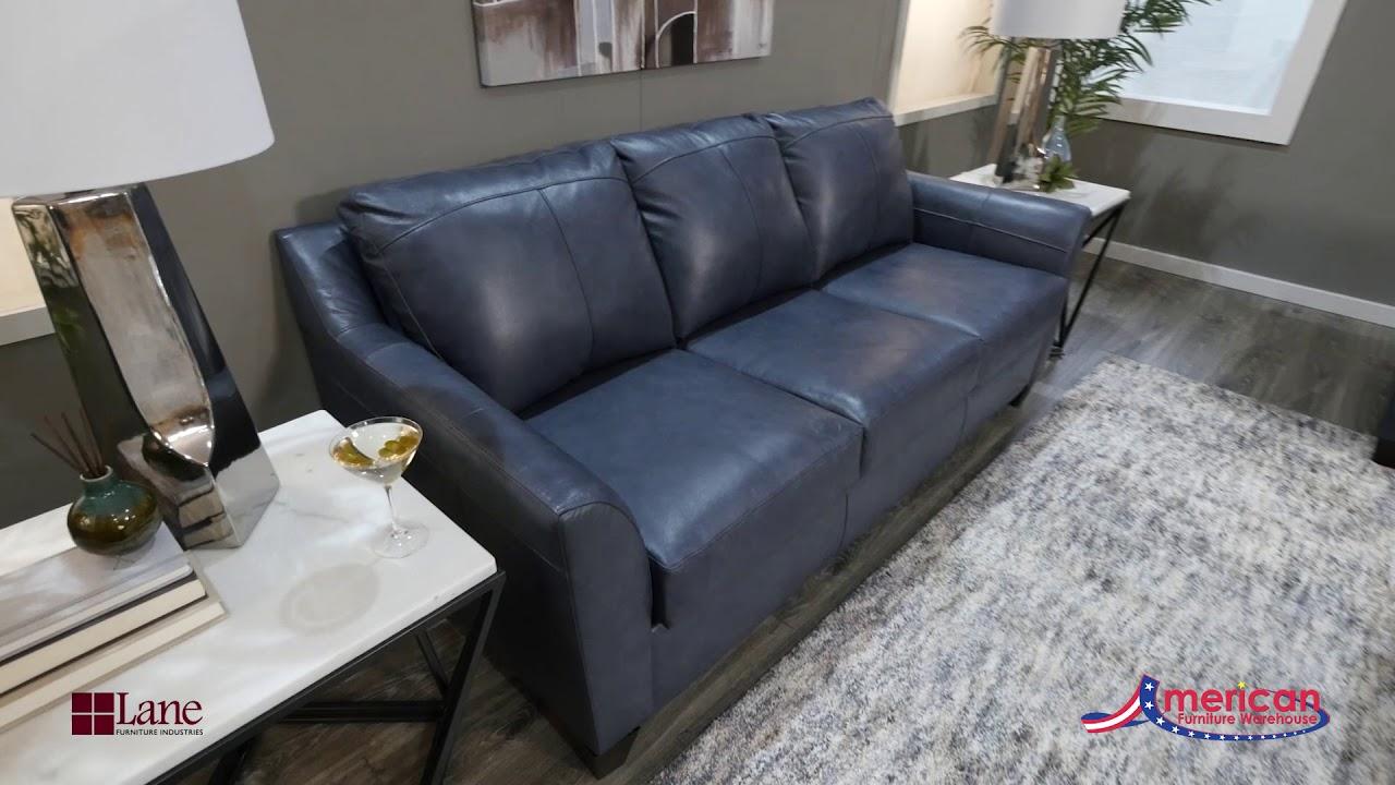 Declan Shale Leather Sofa 2029s Soft