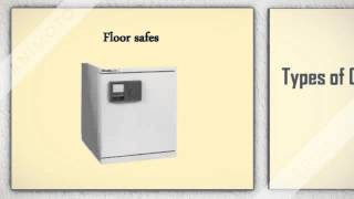 Types of Commercial Safes