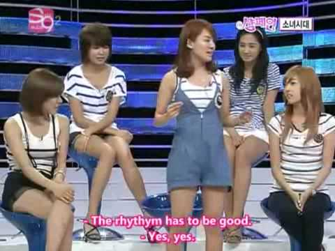 Hyoyeon is the Funniest in SNSD [eng]