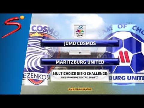 MultiChoice Diski Challenge 2015/16:  Jomo Cosmos 0-2 Maritzburg United
