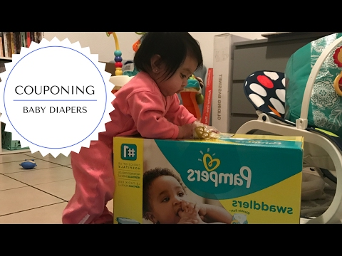 Couponing For Diapers: How I Save On Baby Diapers