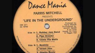 PARRIS MITCHELL - CLIMB THE WALLS [1994]