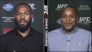 UFC 182: Bad Blood