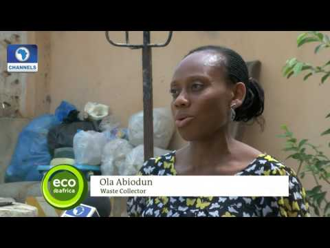Eco@Africa: Waste Gathering For Recycling