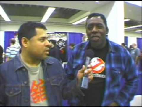 ACTOR ERNIE HUDSON TALKS ABOUT THE LATE BRANDON LEE.