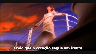 Celine Dion My Heart Will Go On Tradução HD