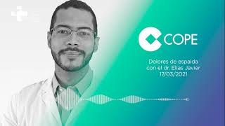 COPE | El dr. Elias Javier le habla a la audiencia sobre los dolores de espalda