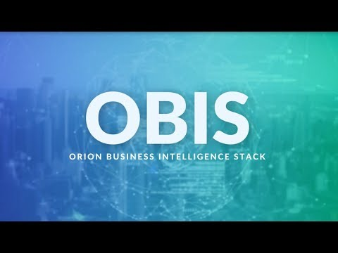 OBIS - All In One Business Intelligence Tool