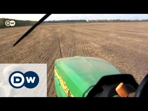 "Farm machines for Ukraine's ""black earth"" 