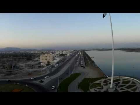 Awesome views of Kalba Sharjah