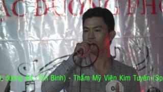 Ca sĩ Đường phố Phan Thanh Trường - Về Đâu Mái Tóc Người Thương - 0945.730.754