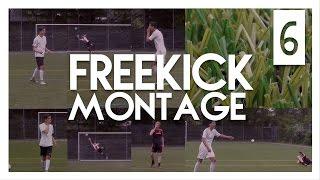 Freekick Montage Vol.6 | Weird Knuckleballs, Curved Goals and Great Saves | By DutchBallerz