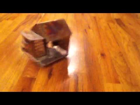 Crazy Horse Music Box
