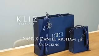 KLIZ- Unboxing Dior X Arsham