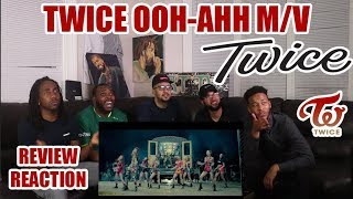 TWICE- LIKE OOH-AHH M/V REACTION/REVIEW TWICE 検索動画 17