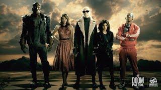 Doom Patrol | Stream Big | DC Universe | The Ultimate Membership