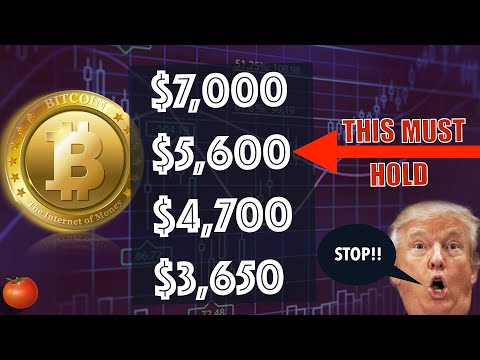 These Price Levels UNLOCK The Bitcoin BULLS. Trump Administration To CLOSE The MARKET + Russia BAN.