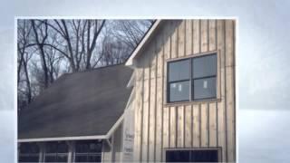Western Red Cedar 1x8 & 1x10 Board And Batten Siding