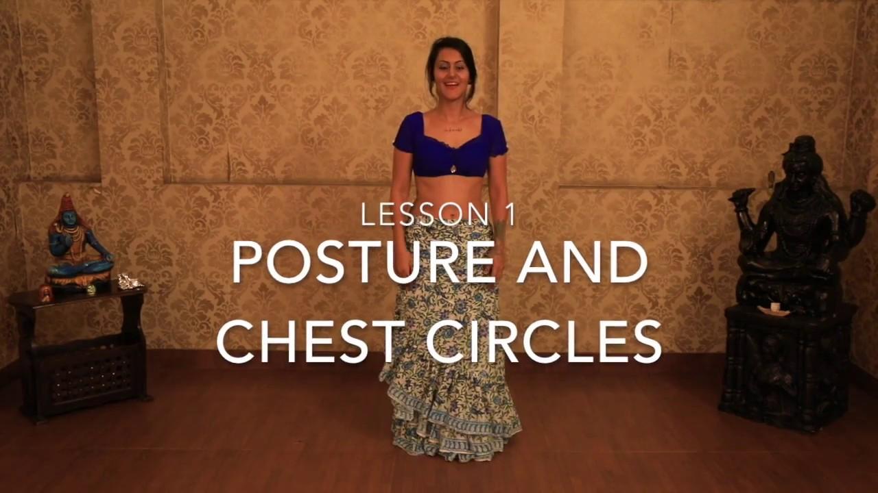 Six free beginner belly dancing videos.