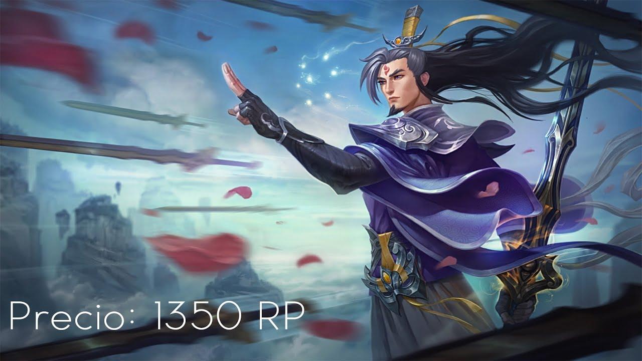 Maestro Yi Espada Eterna League Of Legends 2017 Youtube