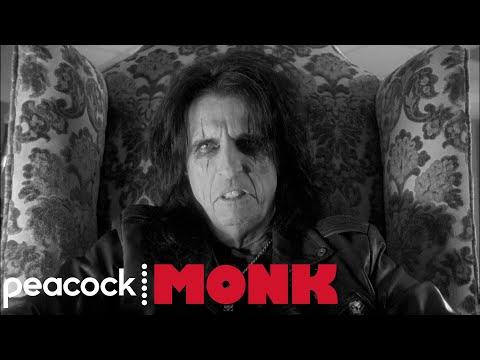 Alice Cooper Is The Guy! | Monk