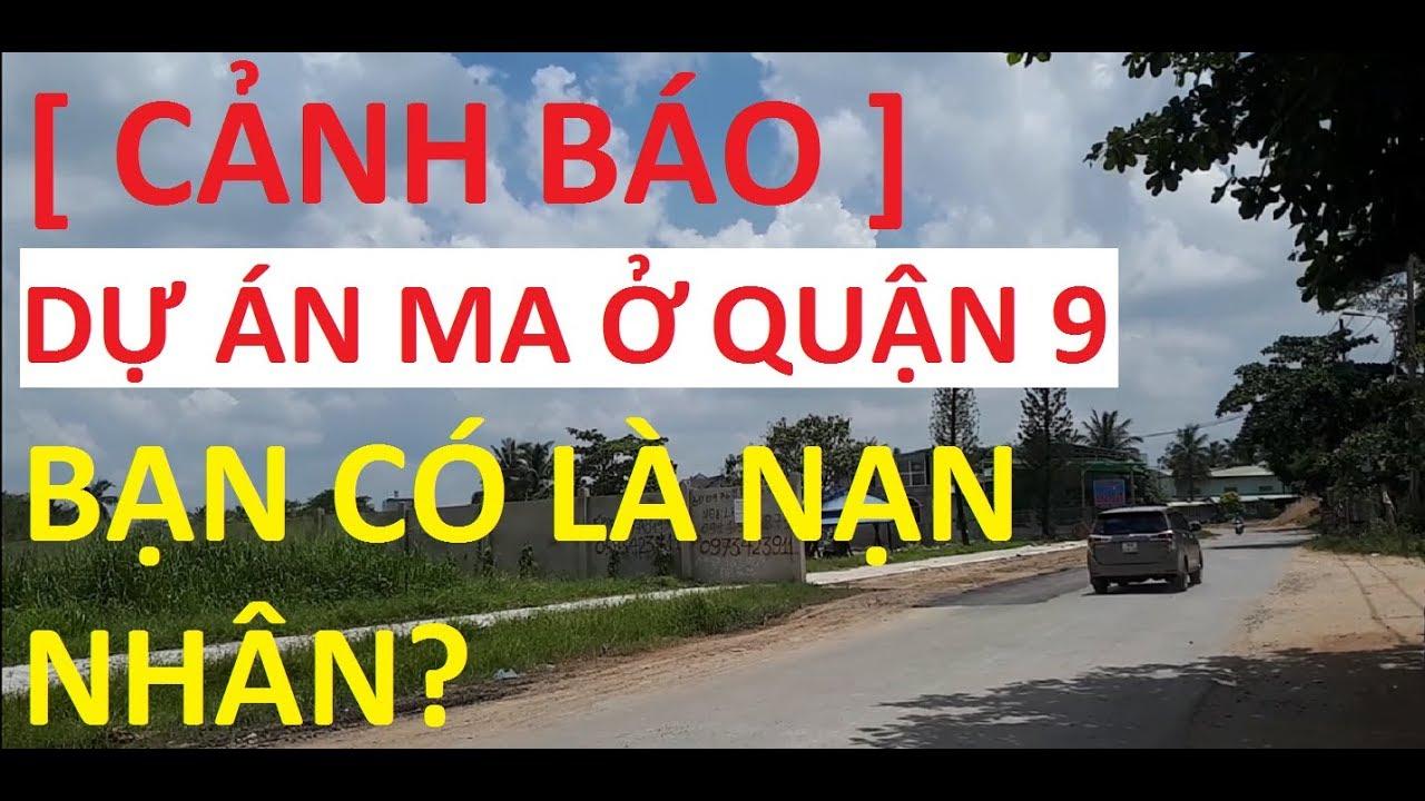 [ CẢNH BÁO Lừa Đảo ] Đất Nền quận 9 – Dự Án Ma Khu Dân Cư Long Phụng 1, Mặt Tiền Đường Lò Lu, Quận 9