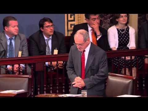 Senator Risch Joins Ted Cruz on Senate Floor to Oppose Funding of Obamacare