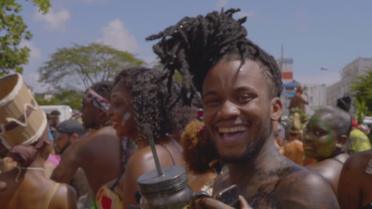 "Francois Illas New Tradition: My Shatta Carnival ""MAS MATEN 2019"" Guadeloupe"