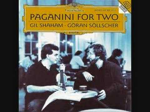 01.Paganini-Sonata concertata , Allegro spiritoso