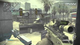 Call of Duty: Ghost - Gameplay PS3 - by AxL