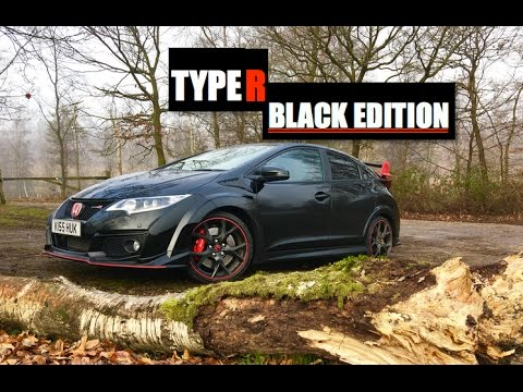 Honda Civic Type R Black Edition Review - Inside Lane ...