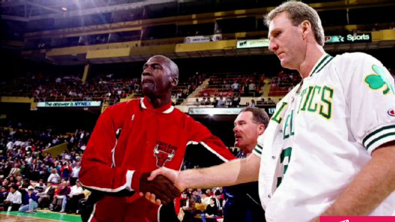 an analysis and a comparison of michael jordan and larry bird