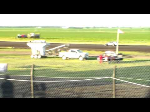 Sport Mod Heat 3 @ Hancock County Speedway 06/20/17