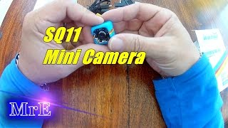 SQ11 HD Mini Camera Preview/Review