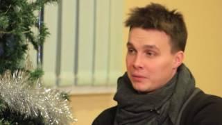 Интервью с актёром театра и кино Ярославом Жалниным