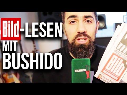 BILD lesen mit Bushido - Anschläge in Paris, Medienhetze und Bushidos Meinung zur BILD - BMTV Urban