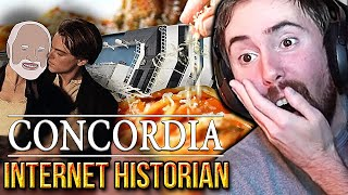 "Asmongold Reacts to ""The Cost of Concordia"" 