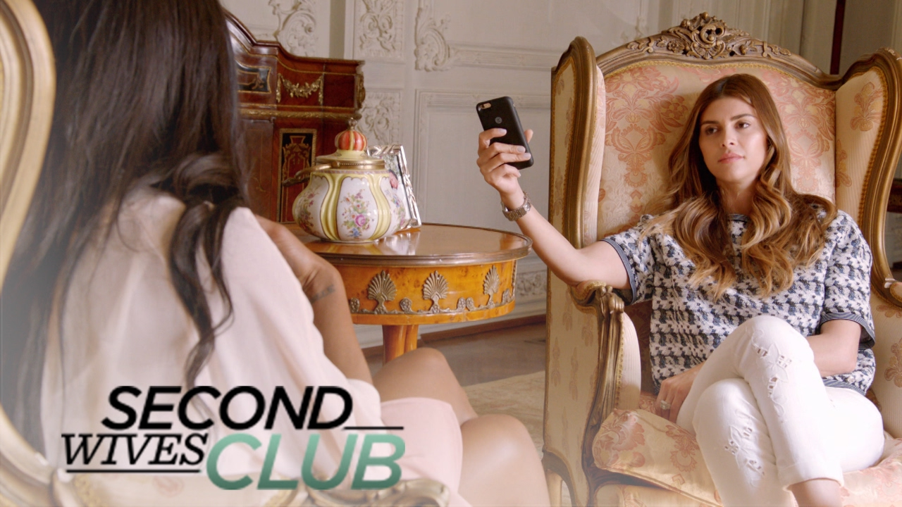 Tania Desperately Tries To Play Nice With Shiva Veronika Second Wives Club E Youtube