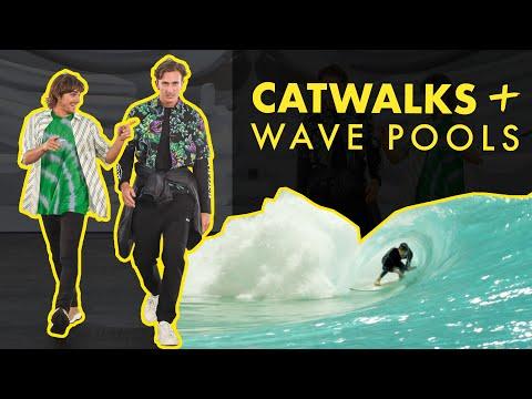 Melbourne Fashion Week X Wavepool