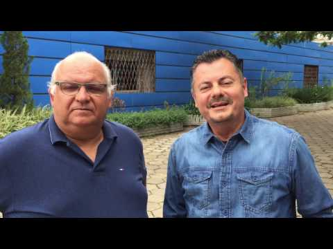 Rogerio Amaral TV - Grêmio  Romildo Bolzan
