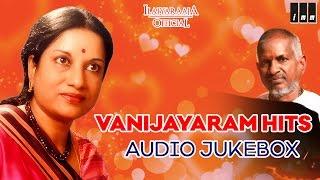 Best of Vani Jayaram | Tamil Movie Songs | Romantic Hits | Ilaiyaraaja Official |