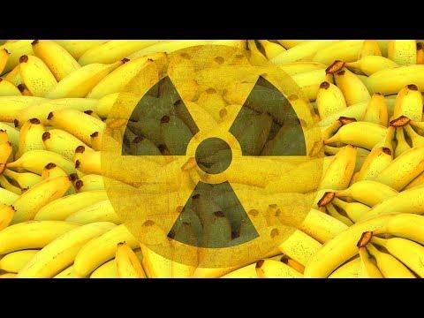 Сколько бананов нужно съесть, чтобы умереть от радиации [Plushkin]