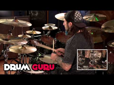 Drum Guru: Mike Portnoy - Adrenaline Mob
