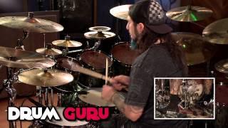 "Video Drum Guru: Mike Portnoy - Adrenaline Mob ""Indifferent"" download MP3, 3GP, MP4, WEBM, AVI, FLV Maret 2018"