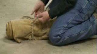Instructional Horsemanship: Trail Bedroll