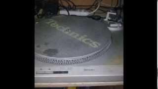 Rave Dj aka Alex F -- Eurodance Vinyl Mixtape