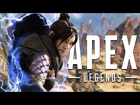 Winning Games in Apex Legends! (Apex Legends LIVE Gameplay)