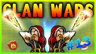 Clash of Clans- Attacchi in WAR #13 [Brown]