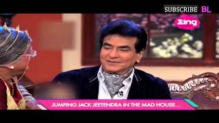 Jeetendra and Tushar Kapoor on Comedy nights with Kapil