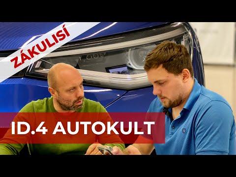 Volkswagen ID.4 AUTOKULT.CZ Behind The Scenes